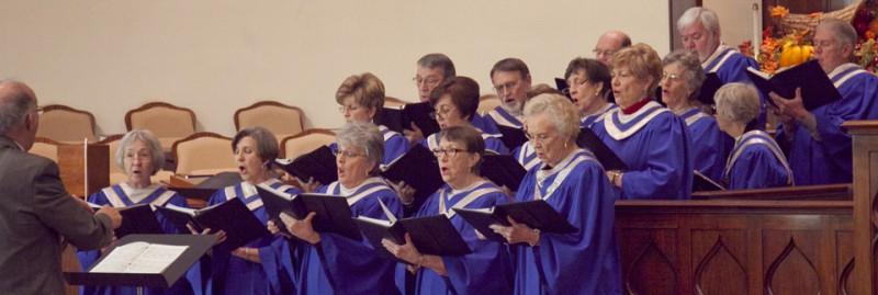 Saints Alive Choir(website)