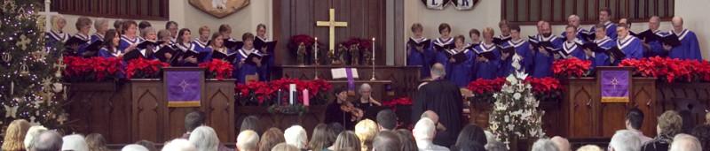 Sanctuary choir (website)