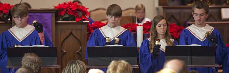 Teen bell ringers(website)