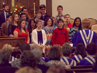 Youth Group Singing (333by250)