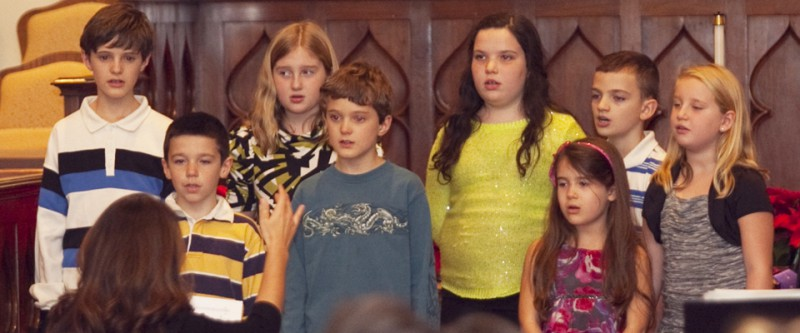 Youth Singing ()website)